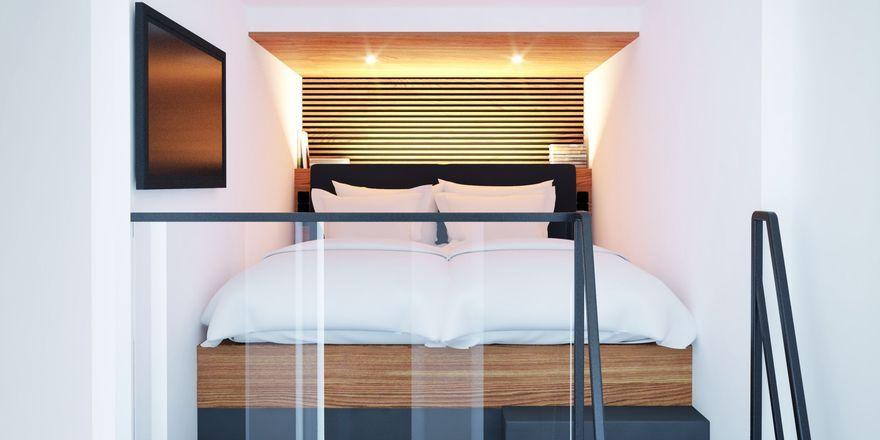 Das Roomz Vienna Pater Steht In Den Startlöchern Allgemeine Hotel