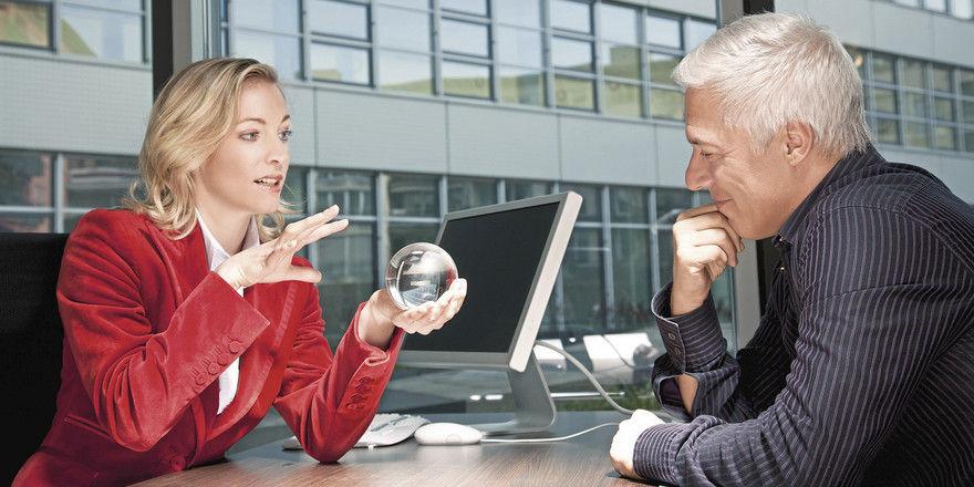 Blick in die Glaskugel: Wird der HRS Market Place dem einzelnen Hotel das große Geschäft bringen? Es ist schwer vorherzusagen.