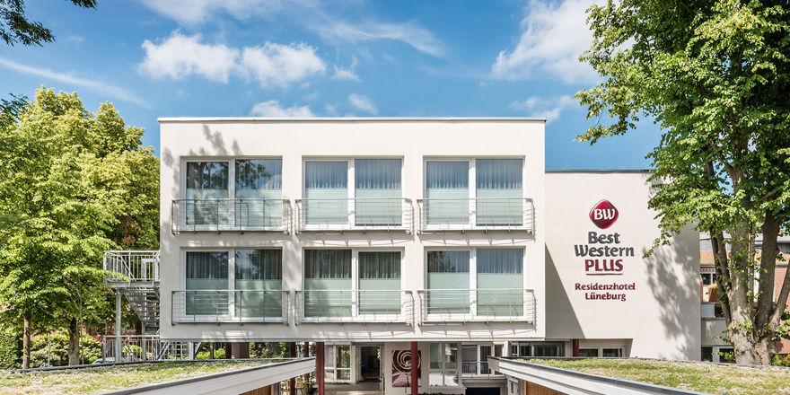 Neu bei Best Western: Das Best Western Plus Residenzhotel Lüneburg