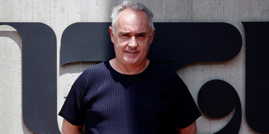 """Ferran Adrià: """"Träume sind möglich – und das wollen wir mit den Leuten teilen"""""""