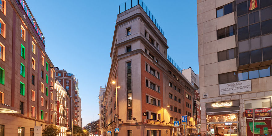 Neu in Madrid: Das Generator Hotels.