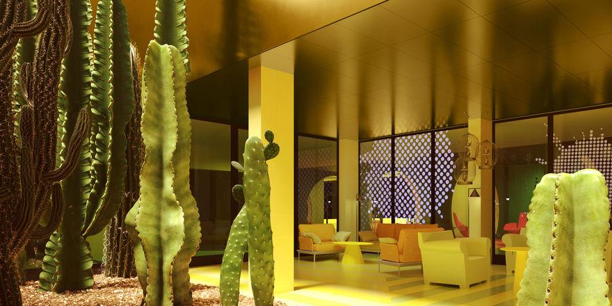 Frisches Design für Südfrankreich: So präsentiert sich das nhow Marseille Palm Beach