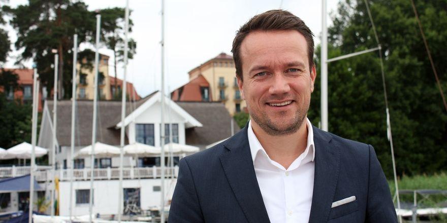 Andreas Winkler wird neuer Regionaldirektor bei DSR - Allgemeine ...
