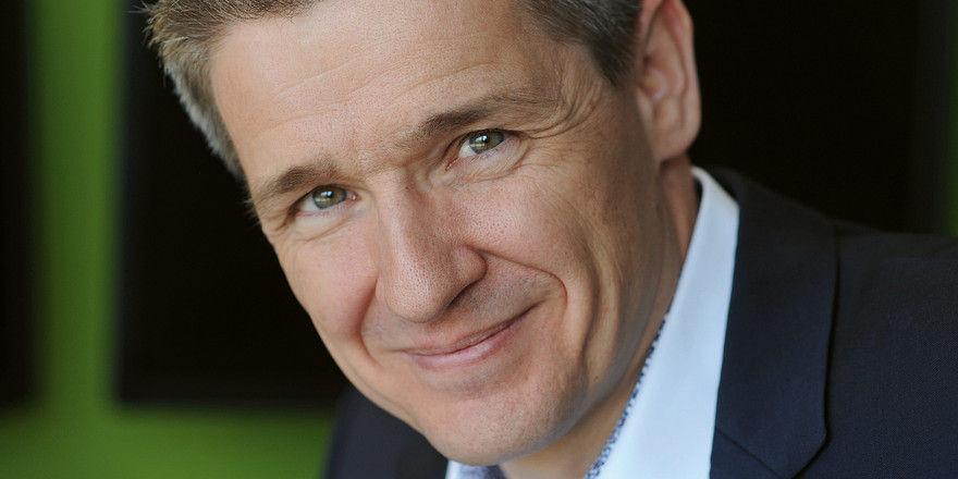 Neue Herausforderung: Dirk W. Schmidt verkauft jetzt Kassensoftware