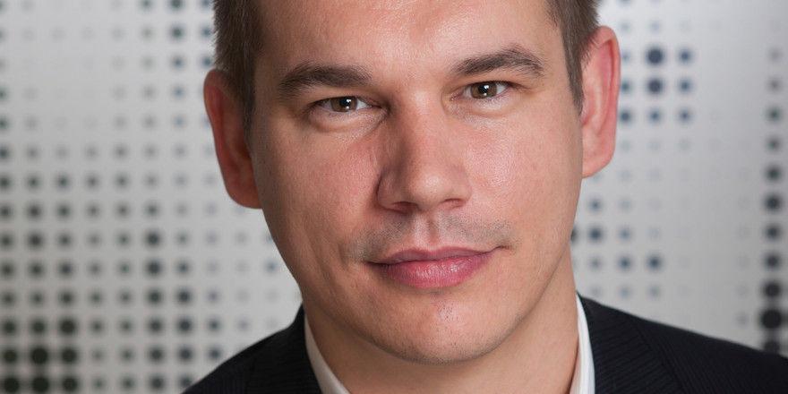 Steffen Seichter: General Manager im Scandic Hamburg Emporio