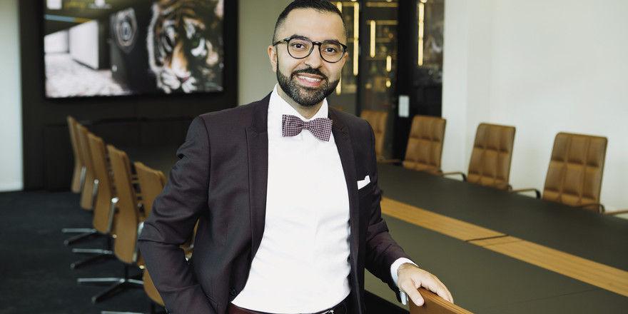 """David Etmenan: """"Die Übernahme von Hotels in den Stadtzentren ist nicht mehr das primäre Ziel."""""""