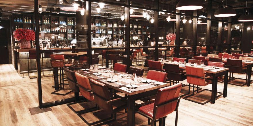 steakhouse the ash startet in essen allgemeine hotel und gastronomie zeitung. Black Bedroom Furniture Sets. Home Design Ideas
