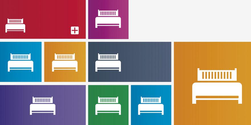 Breitere Bettenauswahl: Booking zeigt ergänzend Angebote seiner Partner Agoda und Ctrip an