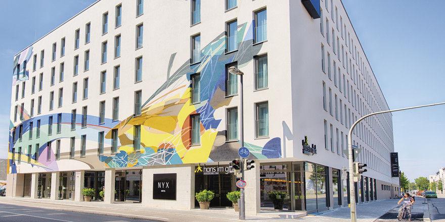 Leonardo Startet Erstes Nyx Hotel In Deutschland Allgemeine Hotel