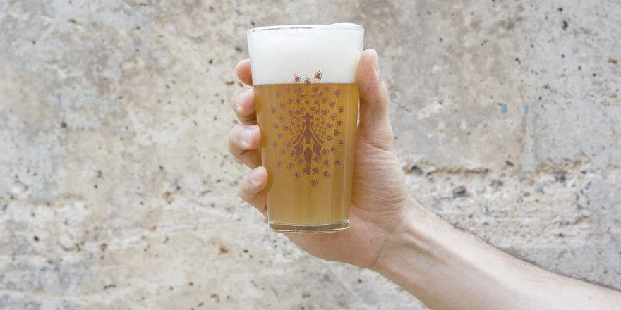 Lokale Spezialität: Mainzer Eulchen-Bier