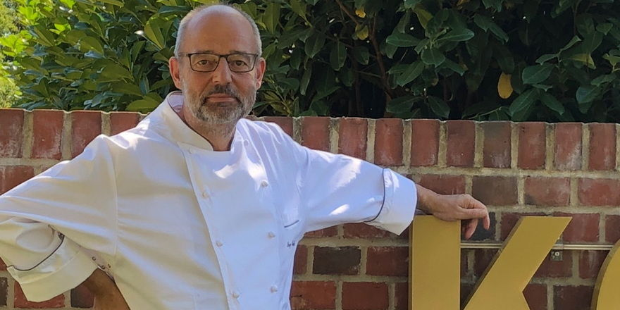Neue Aufgabe: Ingo Bockler ist Küchenchef im Kokenhof