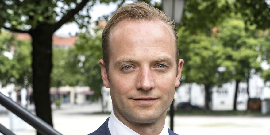 Neues Gesicht: Christopher Becker-Vogt ist Operations Manager im Marias Platzl