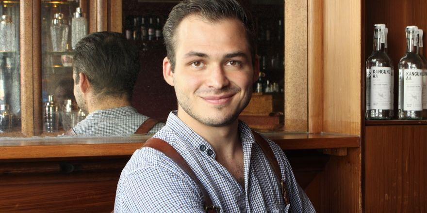 Hat Großes vor: Gastgeber Nicolas Kröger