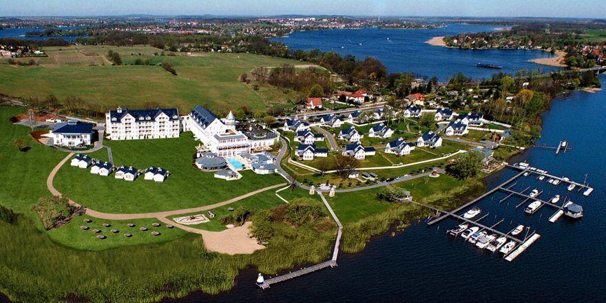 Hilperts Projekt: Das Schwielowsee-Resort