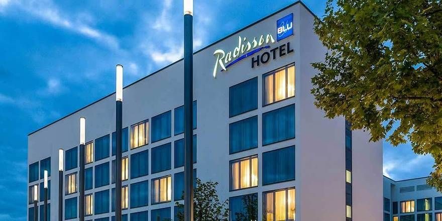 Businessmarke: Radisson Blu, hier das Haus in Hannover