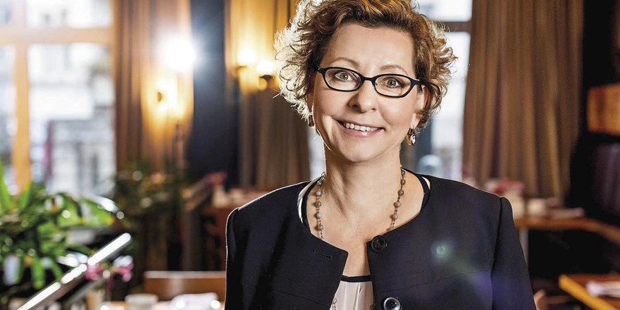 Aus Überzeugung: Christiane Hütte hat ihr Hotel systematisch auf Nachhaltigkeit ausgerichtet.