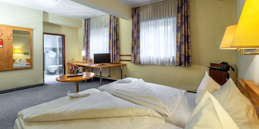 Vorreiter: Das Sure Hotel by Best Western Ratingen bei Düsseldorf