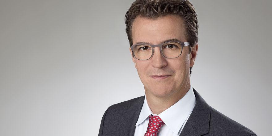 Neuer Achat-Chef: Philipp von Bodman