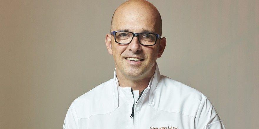 Wagt sich an ein neues Projekt: Claudio Urru, der zuletzt im Stuttgarter 1-Stern-Restaurant 5 gekocht hat