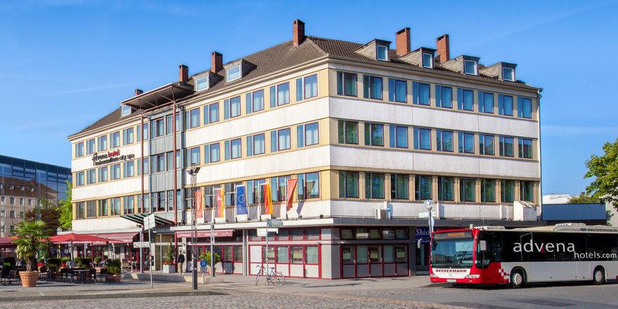 Firmiert ab 2019 unter Best Western: Das Advena Hotel Hohenzollern City Spa in Osnabrück