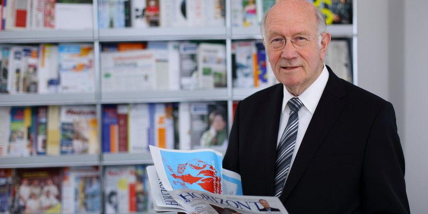 Klaus Kottmeier: Er steht für guten Journalismus und unabhängige fachliche Informationen