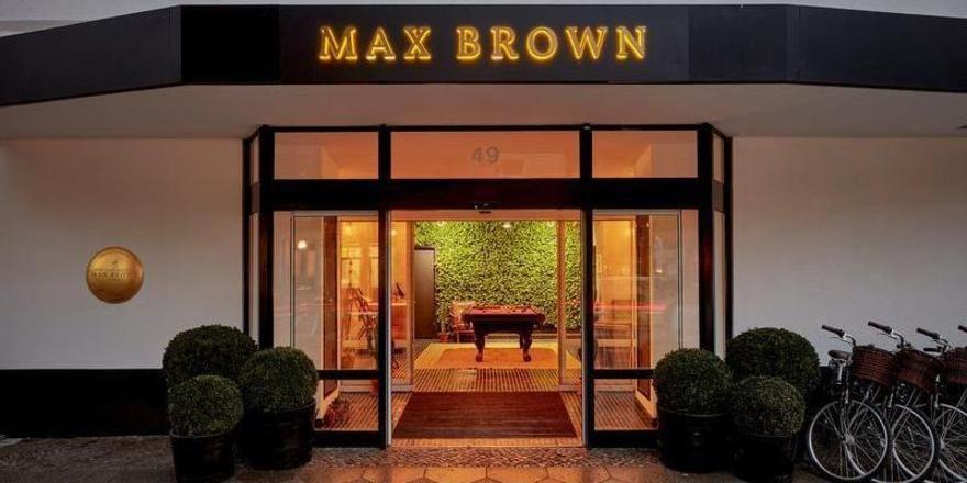 Max Brown: Adresse für kreative Globetrotter