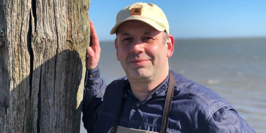 Neue Aufgabe: Marc Mueller ist Küchenchef im Upstalboom Wellness Resort Südstrand in Wyk auf Föhr