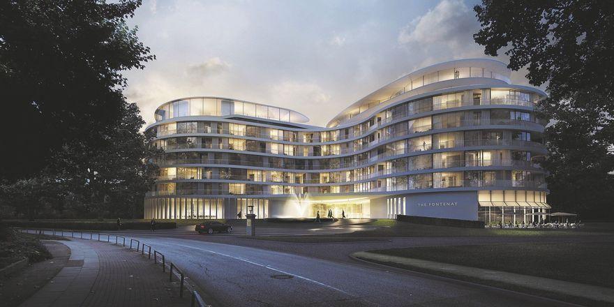 Spannende Kongress-Location: Das Fontenay hat im März eröffnet