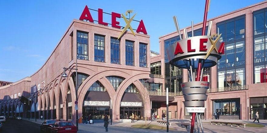 Aufgehübscht: Die Gastronomie im Berliner Einkaufscenter Alexa