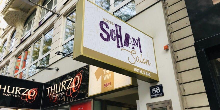 Neues Projekt: Das Schani Salon steht in den Startlöchern