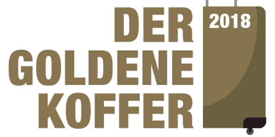 20168f0c8e8ec Neue Auszeichnung  Der Goldene Koffer wird an das Start-up mit dem  kreativsten Geschäftsmodell