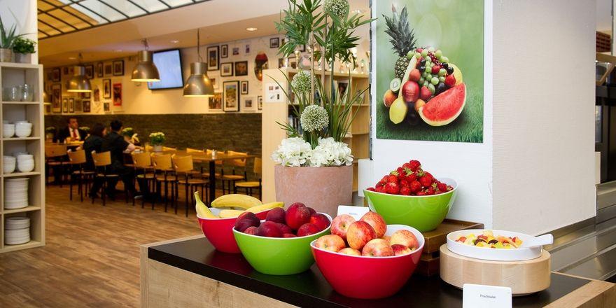 Frischeküche für Mitarbeiter: So präsentiert sich das Berhold's im Adlon Kempinski
