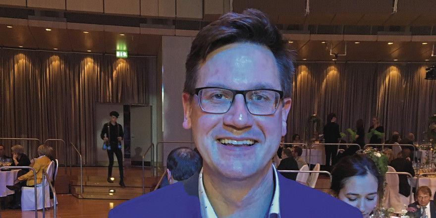 Wird der Nachfolger: Matthias Eckstein (42) war bisher F&B-Manager in der Villa Toskana in Leimen.