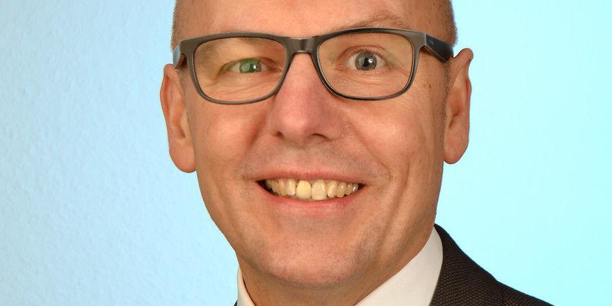 Neue Aufgabe: Markus Wölflik