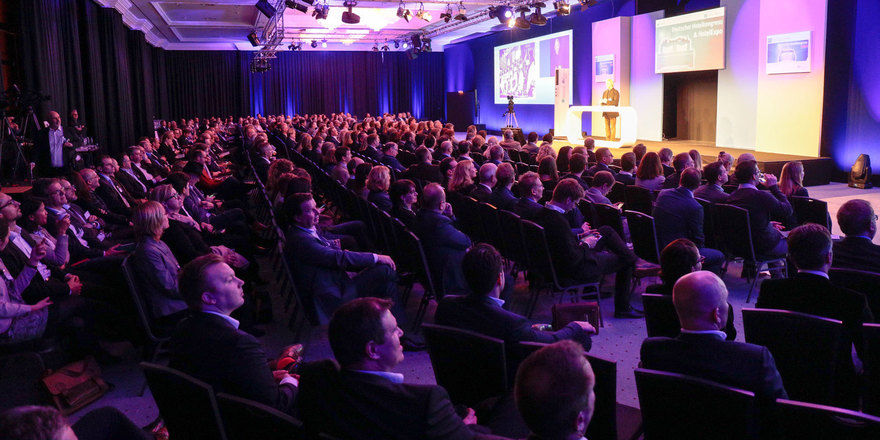 Top-Event: Der Deutsche Hotelkongress im Interconti Berlin