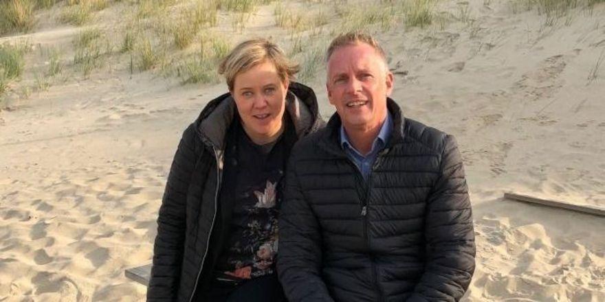 Haben neue Positionen angetreten: (von links) Barbara Richter ist Hoteldirektorin auf Sylt. Karsten Pache leitet das Lindner Park-Hotel Hagenbeck in Hamburg