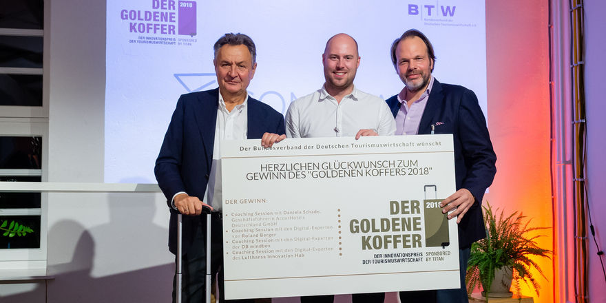 ef4d9050d3ce9 Gewinner des Goldenen Koffer 2018 gekürt - Allgemeine Hotel- und ...