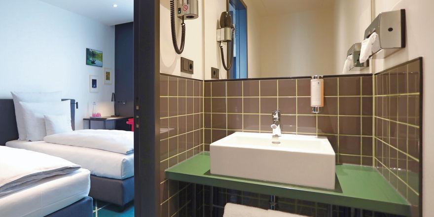 Budget-Design-Konzept: Im Koblenzer Haus wird getestet, wie die Idee im Detail ankommt