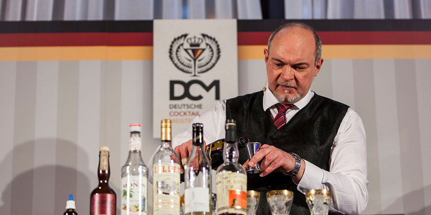 Ist bester Bartender Deutschlands: Torsten Spuhn aus dem Modern Masters in Erfurt