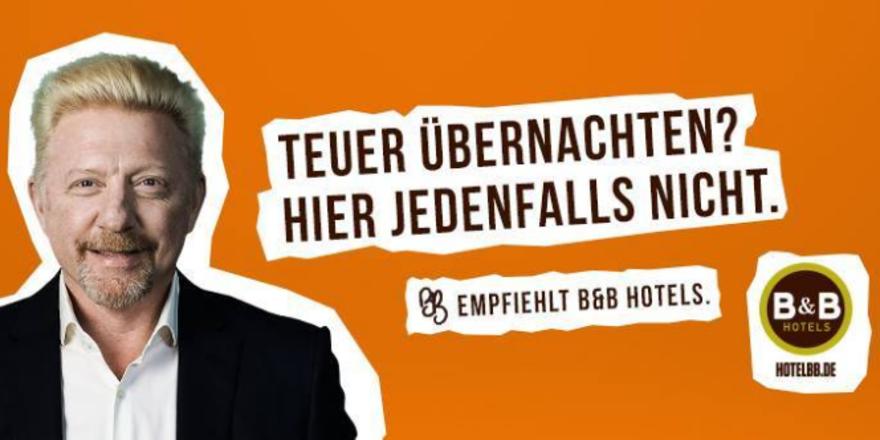 Witzig: Spot mit Boris Becker