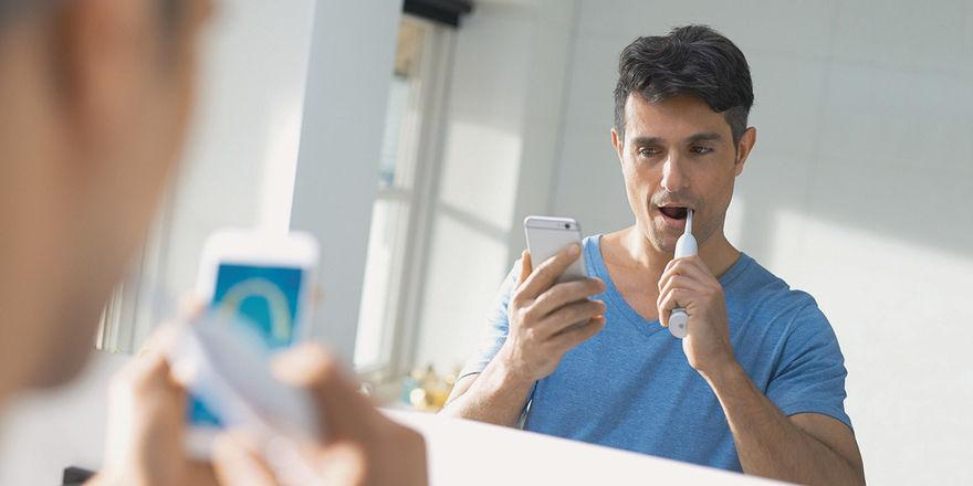 Fokus auf Gesundheit: Philips hat sich mit seinen Geräten neu orientiert, meist mit Hinblick auf medizinische Optimierung.