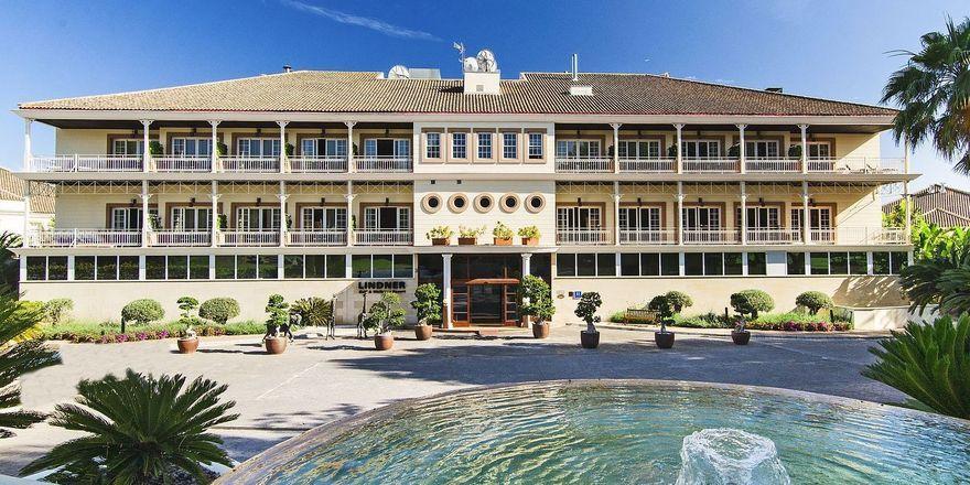 Wird über den Winter umgebaut: Das Lindner Golf Resort Portals Nous auf Mallorca