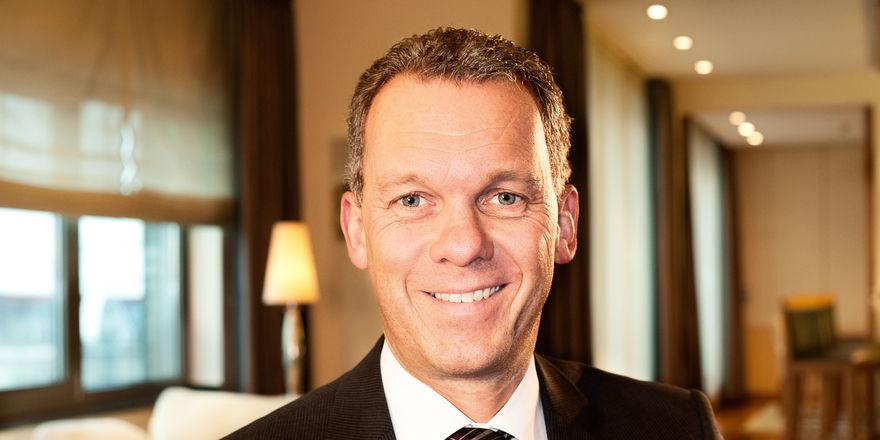 Neu bei Lindner: Regionalchef Achim Laurs betreut nun die Hotels im Norden und Westen sowie das Lindner Hotel Prague Castle