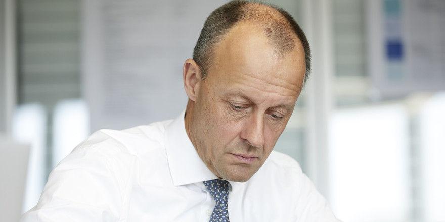 Kandidiert für den CDU-Vorsitz: Friedrich Merz