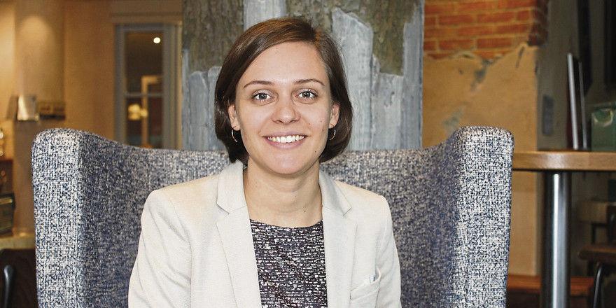 """Lisa Aenis: """"Wir können mithelfen, die Situation in den Betrieben zu verbessern."""""""