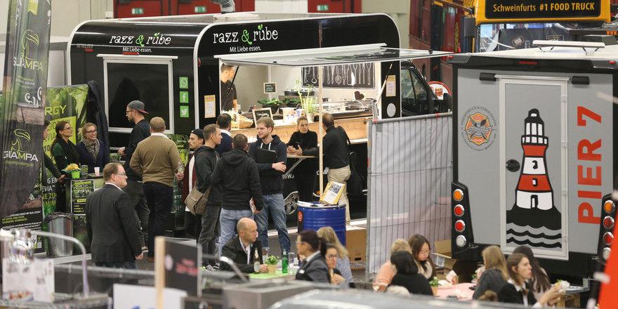 Street Food Convention: Foodtrucks, Trendfood und mehr