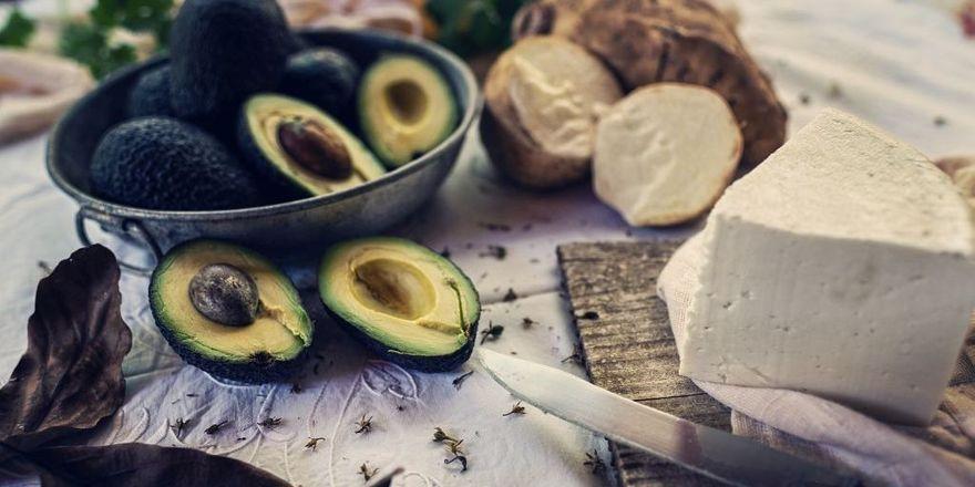 Auf Teneriffa angebaut und hergestellt: Avocado, Käse und Süßartoffeln