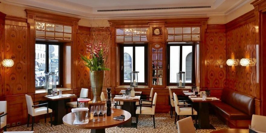 Spitzenreiter im Ranking: Das Schwarzreiter Tagesbar & Restaurant in München