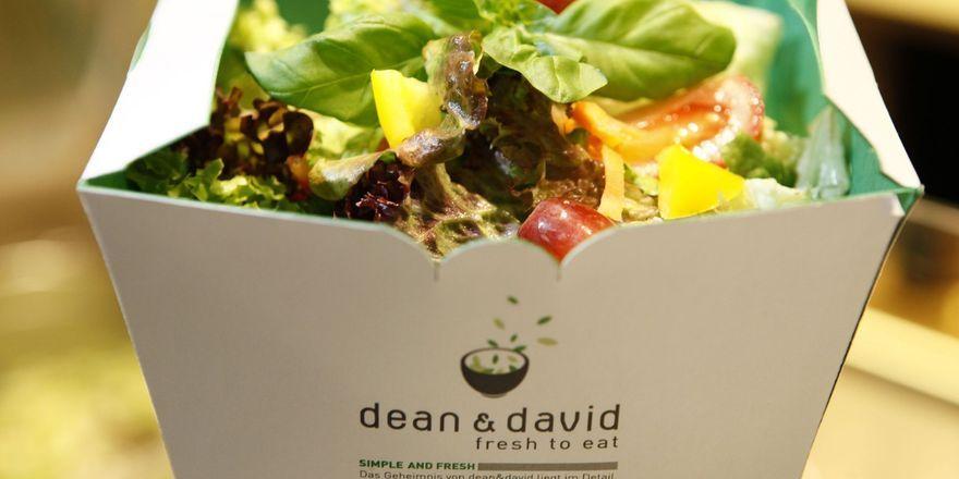 Sieger im Ranking: Dean & David