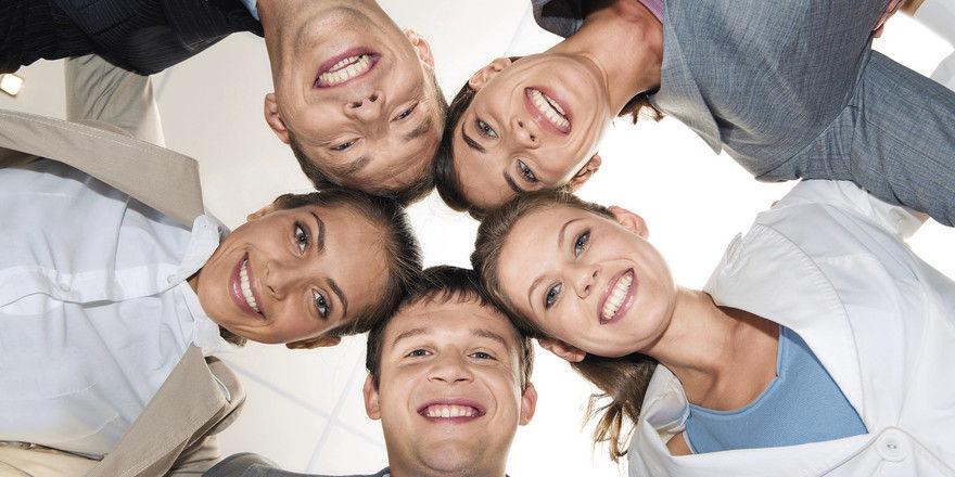Fünf Köpfe, fünf Charaktere: Wenn dann noch Generationen aufeinandertreffen, ist ein flexibler Führungsstil gefragt.